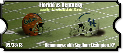 Kentucky Wildcats vs. Florida Gators Tickets