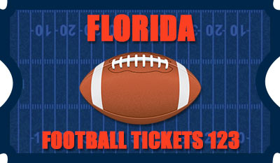 Florida Football Tickets 123